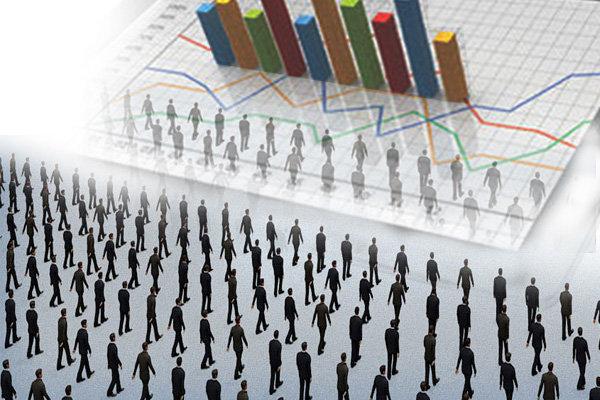 تغییرات ۵ساله شاخصهای بازار کار/اشتغال سالانه ۴۰۶هزار نفر+نمودار